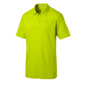 Puma Golf Pounce Polo Shirt - Nrgy Yellow