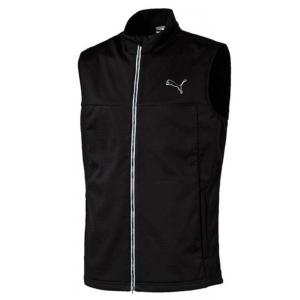 Puma PWRWARM Wind Vest Black (01)
