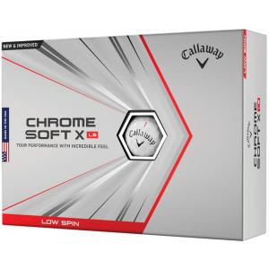 Callaway Chrome Soft X LS Golf Balls