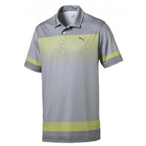 Puma Golf Untucked Golf Polo Shirt - Quarry