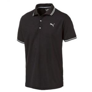 Puma Golf Essential Pounce Pique Polo 572351 - Puma Black