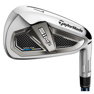 TaylorMade SIM2 MAX OS Irons - Steel Shaft