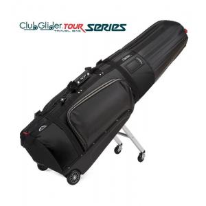 Sun Mountain ClubGlider Tour Series Travel Bag - Black
