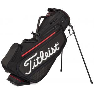 Titleist Jet Black Premium Stadry Stand Bag