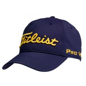 Titlieist Tour Performance Golf Cap - Navy/Gold