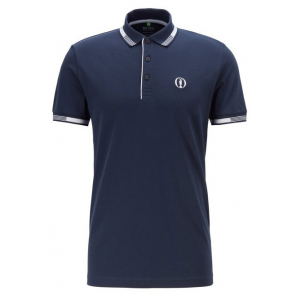 Boss - The Open Polo Shirt With S.Cafe - Exclusive Design