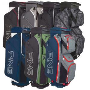 xPING Golf Traverse Cart Bag - Group