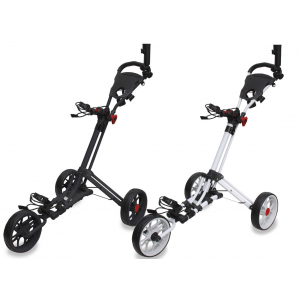 Longridge EZEGLIDE Smart Fold Trolley