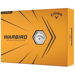 Callaway Warbird White Golf Ball 2021