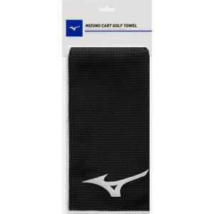 Mizuno Microfibre Towel - Black